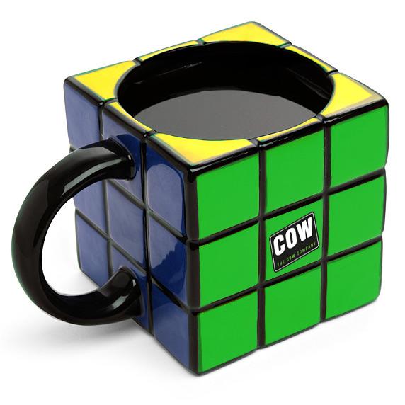 Rubiks kubus mok