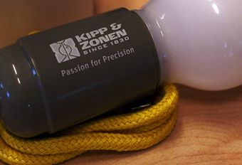 kipp&zonen Treklamp