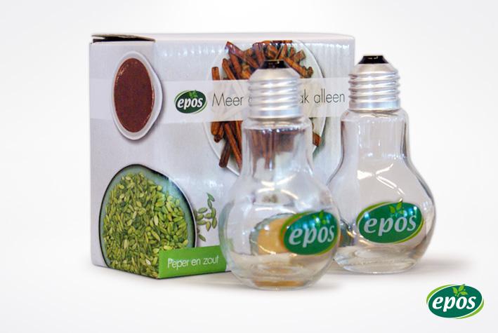 Epos - Peper en zout setje