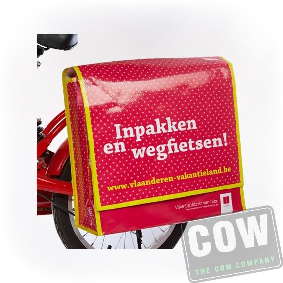 Schoudertas Als Fietstas : Trendy fietstas schoudertas met logo als uniek relatiegeschenk