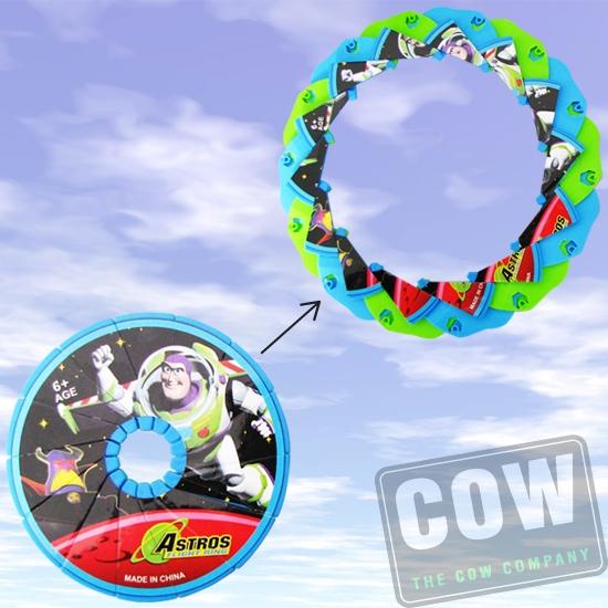 COW0998 uitklapbare frisbee