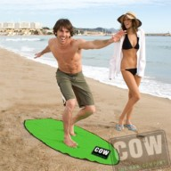 COW_badhandoek surfplank
