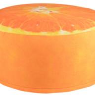 Fruitkussen sinaasappel