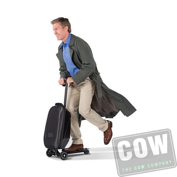 kofferstep steppen reizen handig