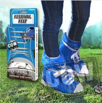 Festival feet