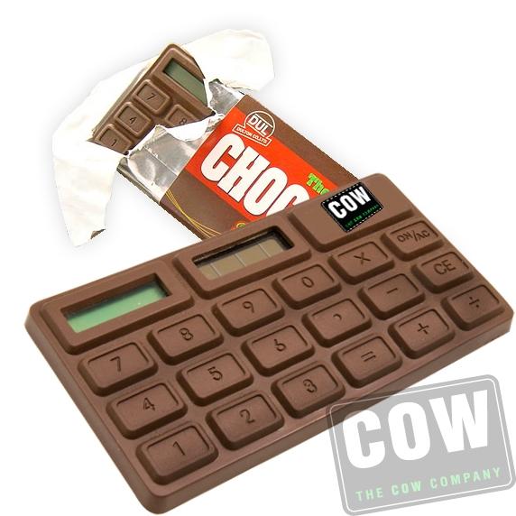 chocolade rekenmachine