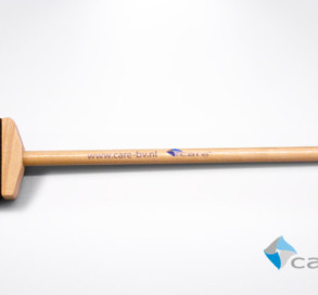 Custom made potlood Care-bv