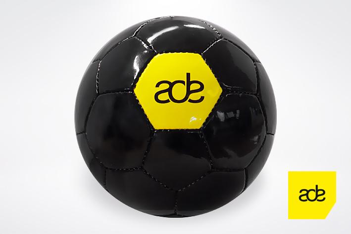bedrukte ballen