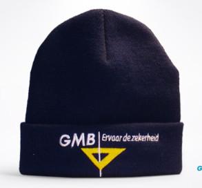 GMB muts met logo