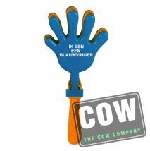 COW_handklapper_blauwvingers