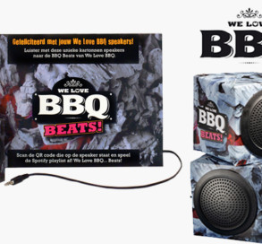 BBQ speakerset