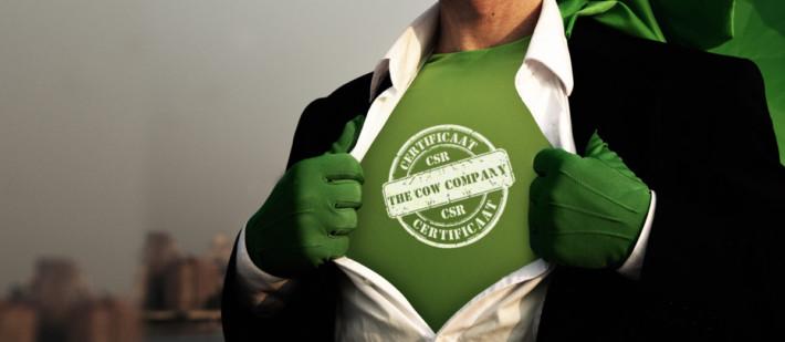 CSR biedt zekerheid