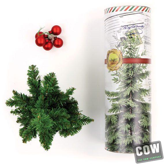 mini kerstboompje