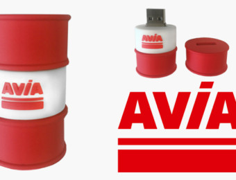 custom made usb sticks avia