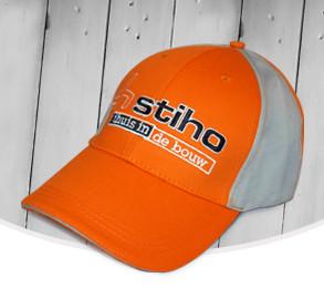 Stiho - Custom Made cap met in eigen huisstijl