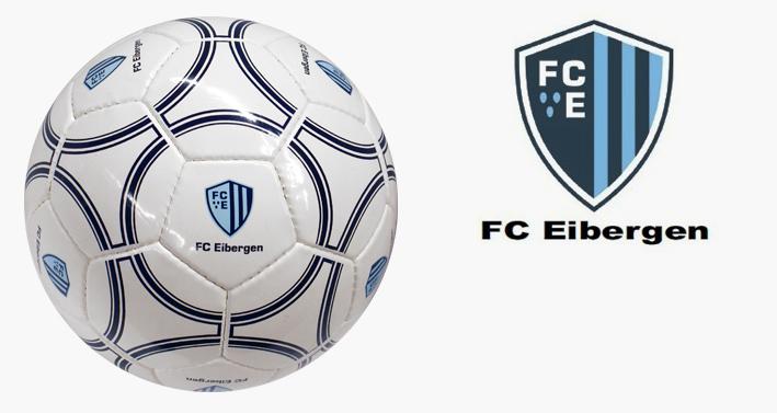 Jeugd FC Eibergen wordt blij verrast met voetbal!