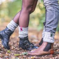 COW geitenwolle sokken 5