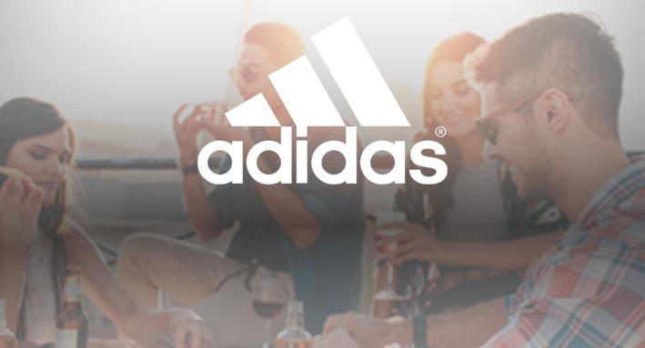 Tosti-ijzer voor Adidas