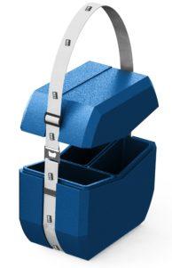 coolbox met logo