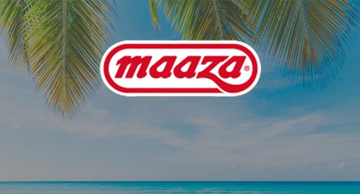 Boodschappentasje als premium voor Maaza
