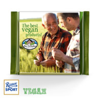 Veganistisch snoep ritter sport