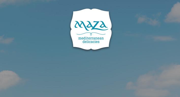 Fris picknickkleed ter promotie voor Maza