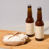Toost, bier van brood