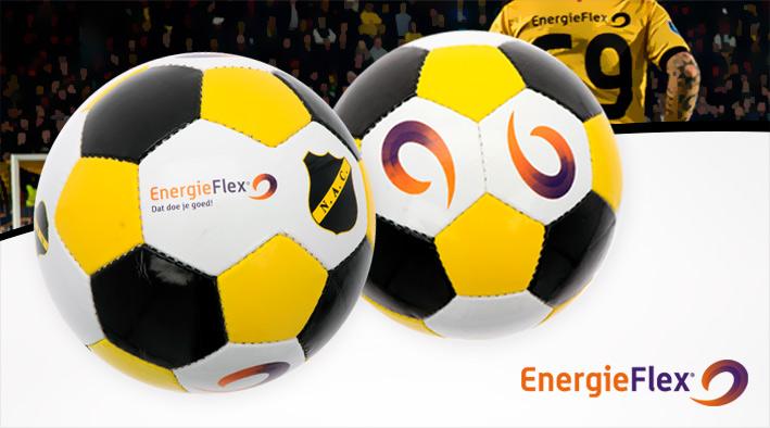 voetballen energieflex