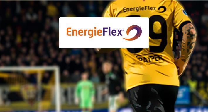Promotiebal van NAC en Energieflex