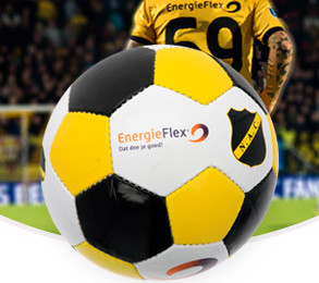 promotiebal energieflex nac