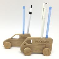 Houten speelgoed auto 3