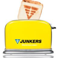 Sandwichmaker toaster