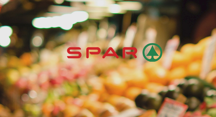 Balpennen voor bezoekers en relaties van SPAR
