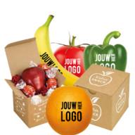 COW logo fruit en groente