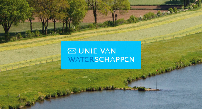 4GB USB-sticks van de Unie van Waterschappen