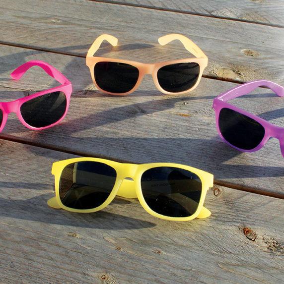 verkleurende zonnebril