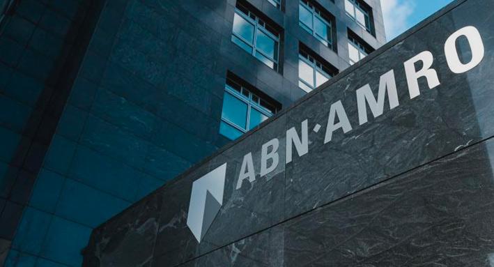 Waterdichte tas voor ABN AMRO Clearing