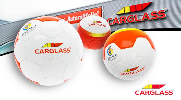 custom made voetballen