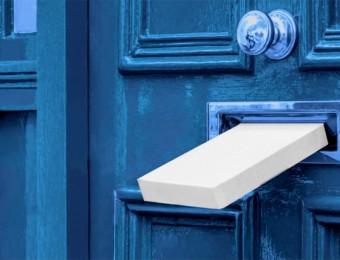 Zending individuele adressen