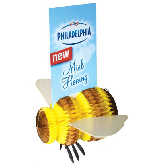 Honingraat promo Philadelphia