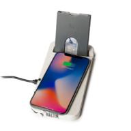 gerecyclede telefoonoplader