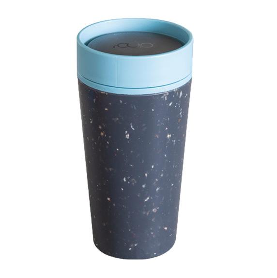 Gerecyclede koffiebekers