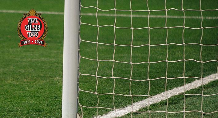 Gouden voetballen als jubileumgeschenk!